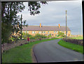 NU2219 : Cottages at Stamford by Keith Allison