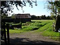 TR0050 : Sheds, Church Lane, Challock by Penny Mayes