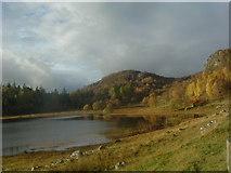 NN6795 : Lochan Uvie by Stanley Howe