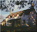 NN7958 : The Old schoolhouse, Foss. by Peter Ward