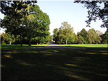 SJ6855 : Queen's Park, Crewe by Graham Shaw