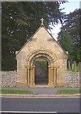 SE9182 : Lychgate, Snainton by Humphrey Bolton