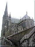 W7966 : St Colman's Cathedral, Cobh by Peter Craine