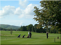 NS3319 : Belleisle Golf Course, Ayr by Mary and Angus Hogg