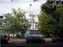 TQ1780 : Longfield House, Uxbridge Road, Ealing, W5 by Peter Jordan