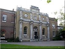 TQ1780 : Pitzhanger Manor House, Ealing, W5 by Peter Jordan
