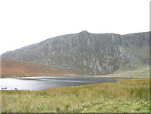 SH5150 : Lower Lake - Llynnau Cwm Silyn by Eric Jones