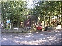 SE1220 : Waterworks building, Elland Upper Edge, Rastrick by Humphrey Bolton