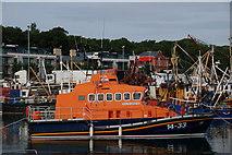 O2839 : Howth lifeboat by Albert Bridge