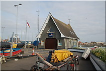 O2839 : Howth lifeboat station by Albert Bridge