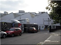 TQ1780 : Ealing Studios, Ealing W5 by Peter Jordan