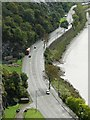ST5674 : The Portway by Linda Bailey