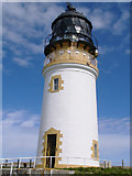 HY6101 : Copinsay Lighthouse by Peter Gordon