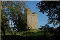 J5750 : Audley's Castle, Strangford Lough by Albert Bridge