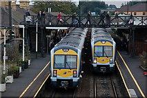 J2664 : Lisburn station, Northern Ireland Railways by Albert Bridge