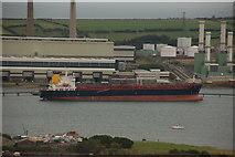 D4201 : Ballylumford power stations, Islandmagee by Albert Bridge