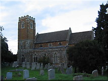 SP8899 : Church of St John the Baptist, Bisbrooke by Tim Heaton