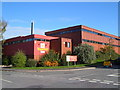 SX9066 : Royal Mail Delivery Office, Broomhill Way, Torquay by Derek Harper