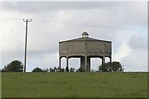SW9843 : Water Tower near Tregarton by Tony Atkin