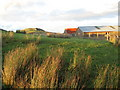 NS3163 : Sheep Pens old and new by wfmillar