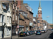 NO8785 : Allardice Street, Stonehaven by Richard Slessor