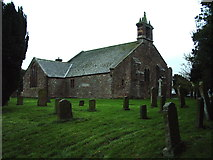 NY2039 : St Michael's Church, Torpenhow by Alexander P Kapp