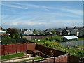 NY0115 : Houses & Gardens Cleator Moor by Karen Butler