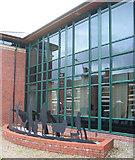 SJ6552 : Nantwich Veterinary Hospital, Crewe Road by Espresso Addict