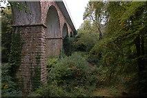 J4681 : Crawfordsburn viaduct by Albert Bridge