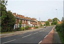 SJ6652 : Crewe Road (A534), E Nantwich by Espresso Addict