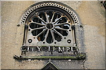 TA0827 : City Temple by Charles Rispin