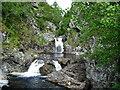 NN9879 : Lower Fallsof Tarf, Glen Tilt by Angus