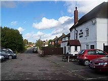 SK0300 : The Manor Arms, Daw End, Rushall by Geoff Pick