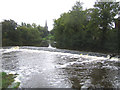 S0524 : River Suir in Cahir by Nigel Cox