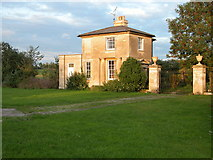 SO8644 : Worcester Lodge to Croome Court by Philip Halling