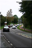 SJ9423 : Weston Road, Stafford by Stephen Pearce