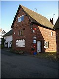 SJ6677 : Gt Budworth Post Office by Mike Grose
