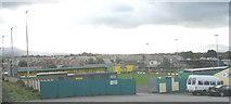 SH4862 : The Oval - The Home of Caernarfon Town AFC by Eric Jones