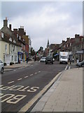 SY9287 : Wareham town centre by N Chadwick