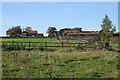 SK9040 : Gonerby Grange near Belton by Kate Jewell