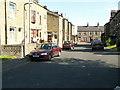 SE0824 : Terraced housing near King Cross Road by Phil Champion