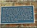 NO4620 : Hangar notice by James Allan