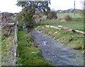 NY1440 : Flatts Beck near Arkleby Mill by Adrian Taylor