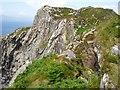 V7234 : Crags, Sheep's Head by Richard Webb