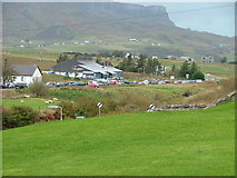 NG4867 : Staffin's Busiest Day of the Year by Dave Fergusson