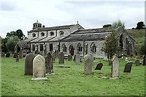 SE0063 : Linton Parish Church, Wharfedale by John Chamberlain