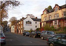NY6820 : The Grapes Inn, The Sands, Appleby by Humphrey Bolton