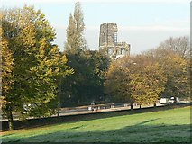 SE2636 : November morning, Abbey House Museum Grounds by Rich Tea