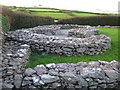 Q3604 : Láthair Mhainistreach an Riasc (Reask Monastic Site) by Nigel Cox