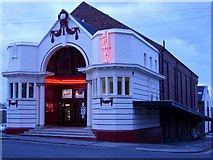 SK4641 : Scala Cinema, Ilkeston by Stephen McKay
